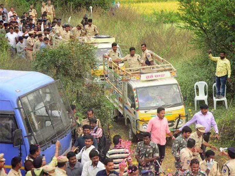 Hyderabad Encounter: हैदराबाद एनकाउंटर को लेकर सुप्रीम कोर्ट ने दिया न्यायिक जांच का आदेश