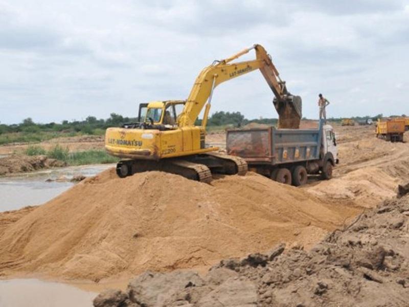 Bhopal News : छह जिलों की रेत खदानों के लिए फिर से बुलाएं जाएंगे टेंडर