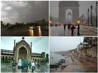 Weather Update : Delhi NCR, Noida, GuruGram सहित UP के कई शहरों में आंधी, बारिश का अलर्ट