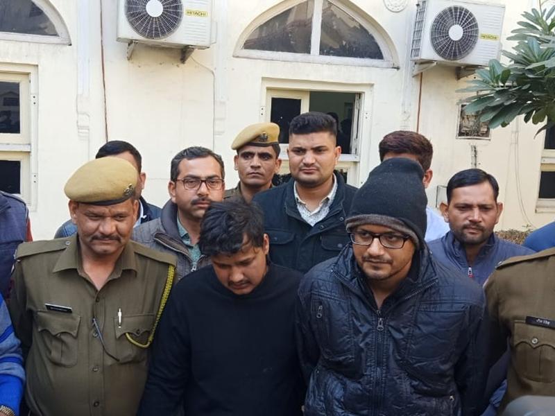 Shweta Tiwari Murder Case: जयपुर के सनसनीखेज डबल मर्डर के आरोपियों की रिमांड 15 जनवरी तक मिली, परिजनों ने की फांसी की मांग
