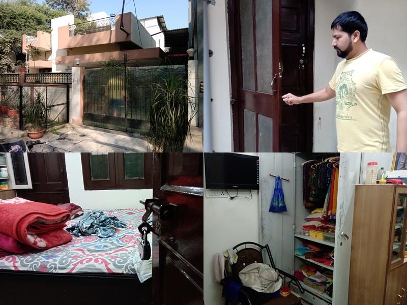 इंदौर में बड़ी चोरी, डॉक्टर के घर से 60 तोला सोना और तीन किलो चांदी ले गए चोर