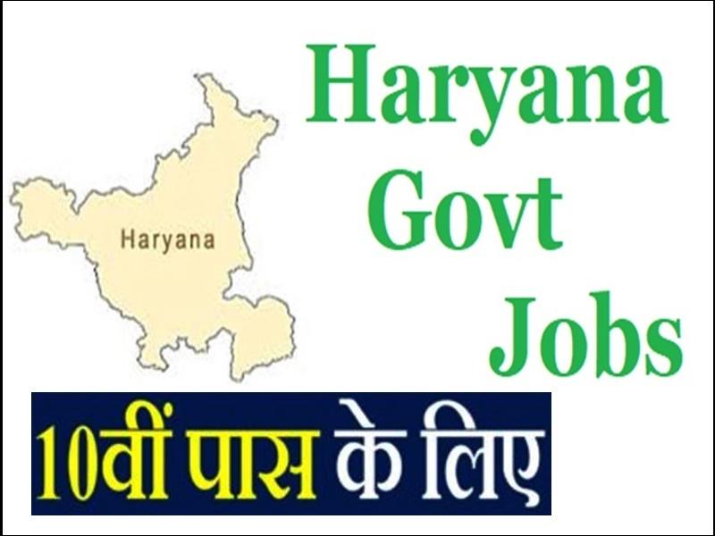 HSSC Recruitment 2020: 10वीं पास छात्रों के लिए सरकारी नौकरी, ऐसे कर सकते हैं आवेदन