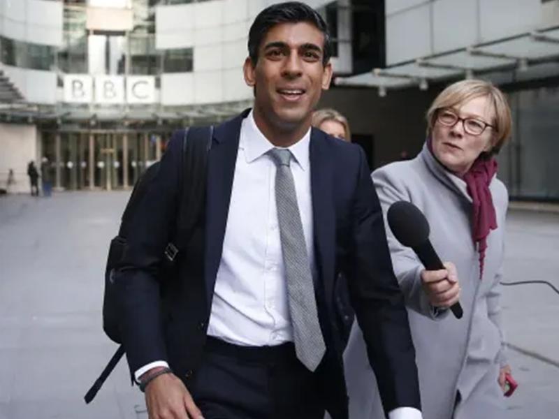 उपलब्धि : नारायण मूर्ति के दामाद ऋषि सुनक बने ब्रिटेन के वित्त मंत्री