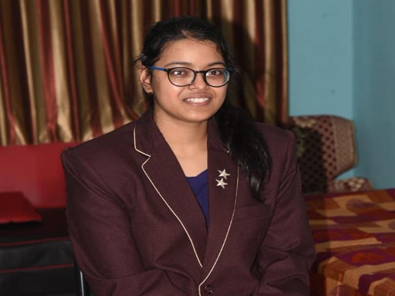 CBSE 12th Results : शुभ्रा ज्योत्सना सिंह कॉमर्स में 99.2 प्रतिशत अंकों के साथ बनी इंदौर टाॅपर