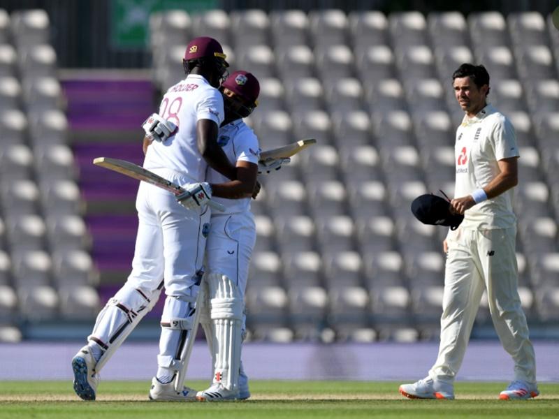 Eng vs WI 1st Test: Jermaine Blackwood ने वेस्टइंडीज को जीत के साथ दिलाई सीरीज में 1-0 की बढ़त