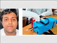 Cooler for PPE Kit : पीपीई किट के अंदर कूलिंग देगा छोटा सा 'कूलर'