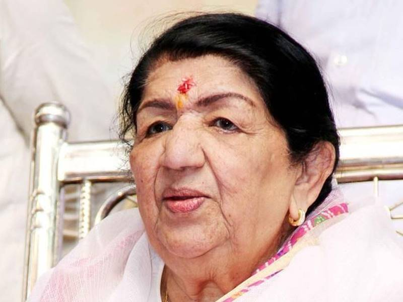 Lata Mangeshakar will have to be in the hospital for at least a week