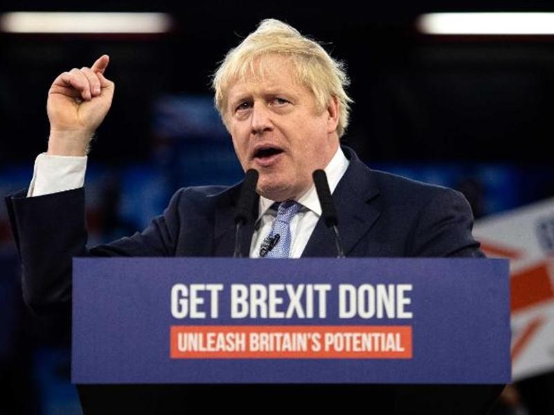 UK Elections : ब्रेक्जिट की राह में बढ़ेगा ब्रिटेन, बोरिस जॉनसन की कंजर्वेटिव पार्टी को मिला स्पष्ट बहुमत
