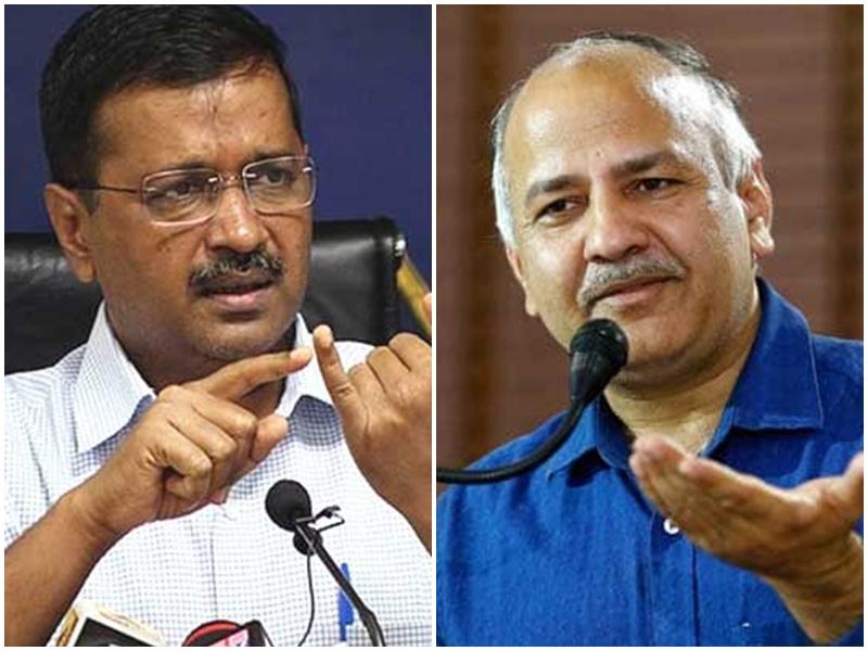 Delhi Assembly Election 2020 : आम आदमी पार्टी ने सभी 70 सीटों पर किए प्रत्याशी घोषित, देखें नाम