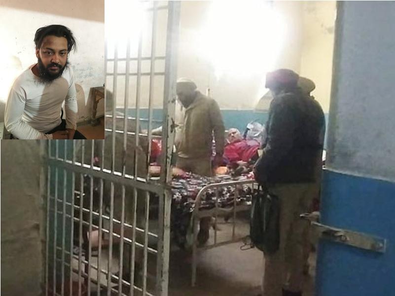 Hoshangabad News : सेना की राइफल चोरी का आरोपित हरप्रीत होशियारपुर अस्पताल से फरार