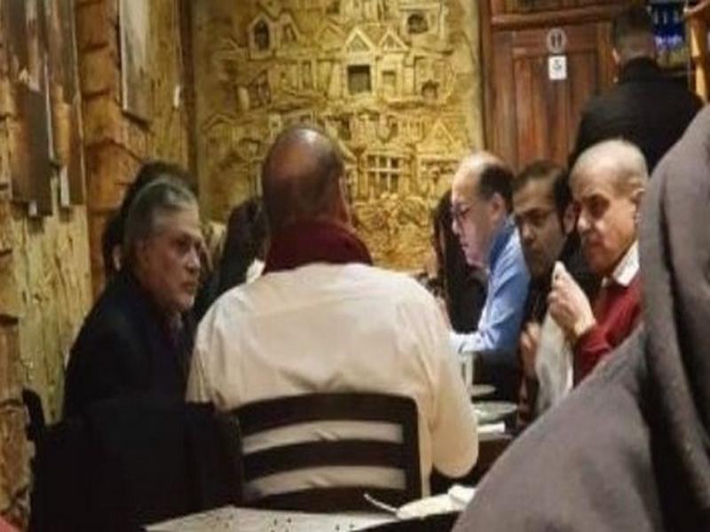 इलाज के लिए लंदन गए गंभीर रूप से बीमार नवाज अब होटल में खा रहे खाना, पाकिस्तान में मचा हंगामा
