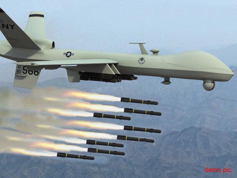 Trump India Visit : ईरानी सैन्य कमांडर कासिम सुलेमानी को मारने वाले ड्रोन को खरीदना चाहता है भारत