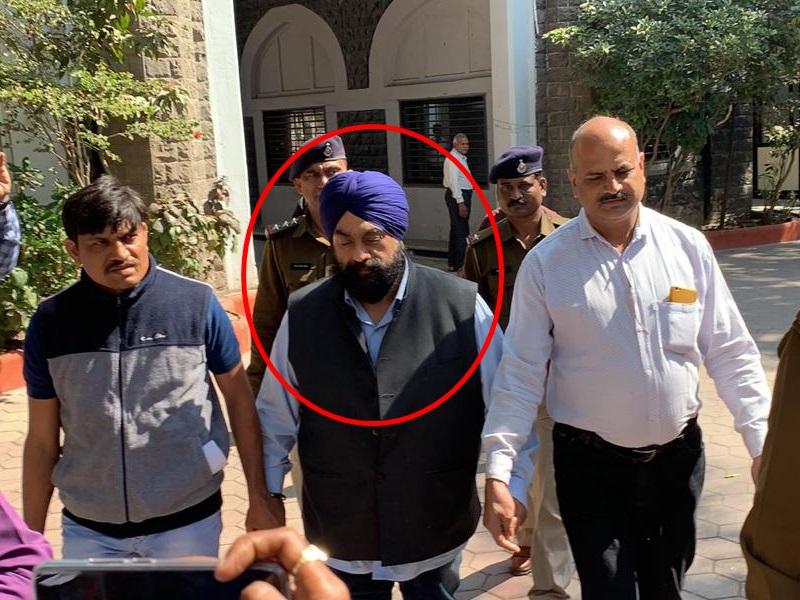 Indore Operation Clean : भूमाफिया बॉबी छाबड़ा गिरफ्तार, तीन मामलों में थी पुलिस को तलाश