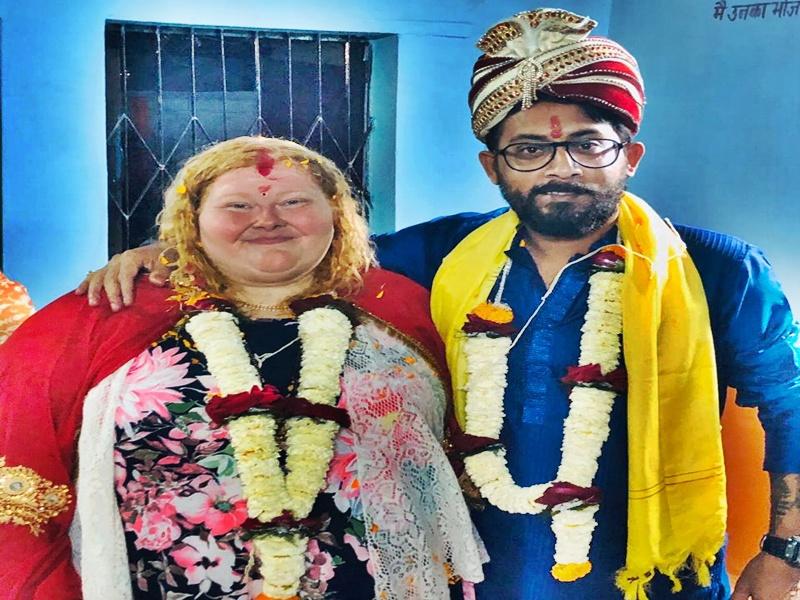Valentine Day 2020 Special : फेसबुक पर दोस्ती, अमेरिका से कोरबा आकर रचाई शादी, ऐसी है प्रेम कहानी