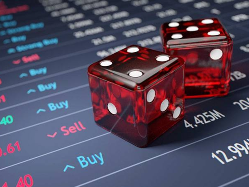 Share Market Today: सुबह तेजी के साथ खुला, शाम को गिरकर बंद हुआ शेयर बाजार