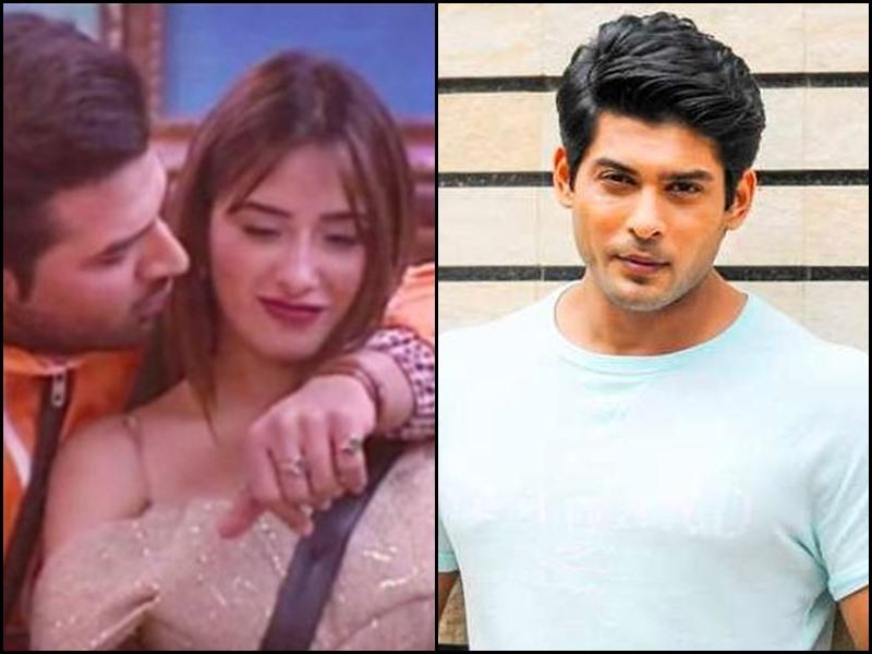 Bigg Boss 13: घर से बाहर जाते ही Mahira Sharma भूली Paras Chhabra को, मांगा Sidharth Shukla के लिए वोट