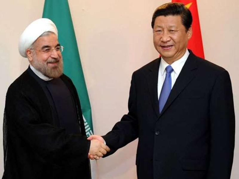 चीन से 400 अरब की डील के बीच ईरान का भारत को बड़ा झटका, चाबहार रेल परियोजना से हटाया