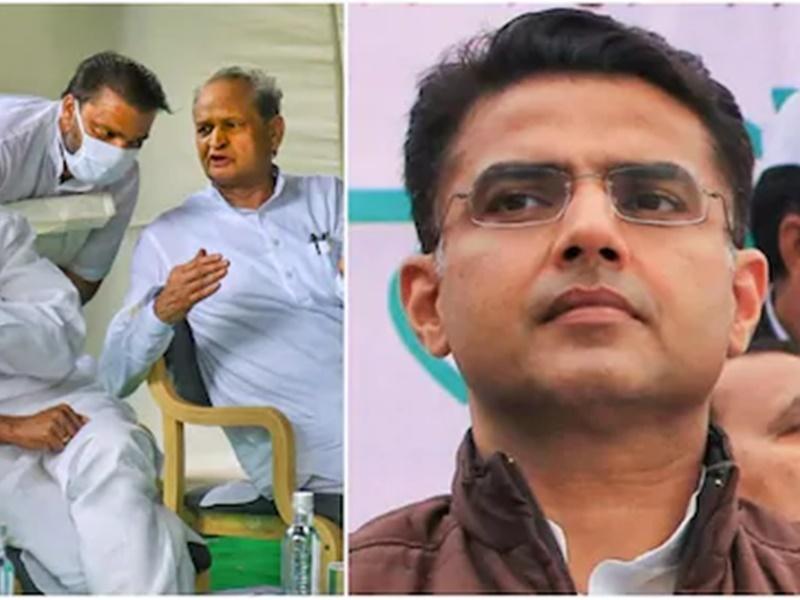 Rajasthan Political Crisis Live Updates: कार्रवाई के बाद सचिन पायलट बोले- सत्य परेशान हो सकता है पराजित नहीं