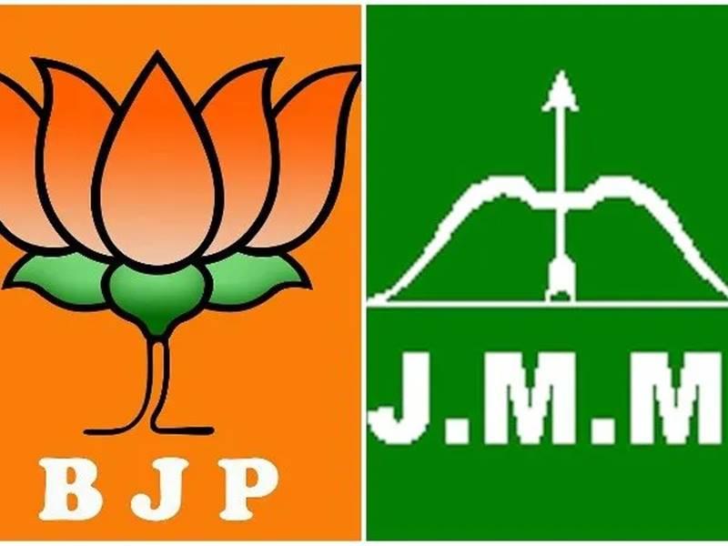 Jharkhand Polling: झारखंड में टूटा एनडीए गठबंधन, भाजपा और आजसू की राहें हुई अलग