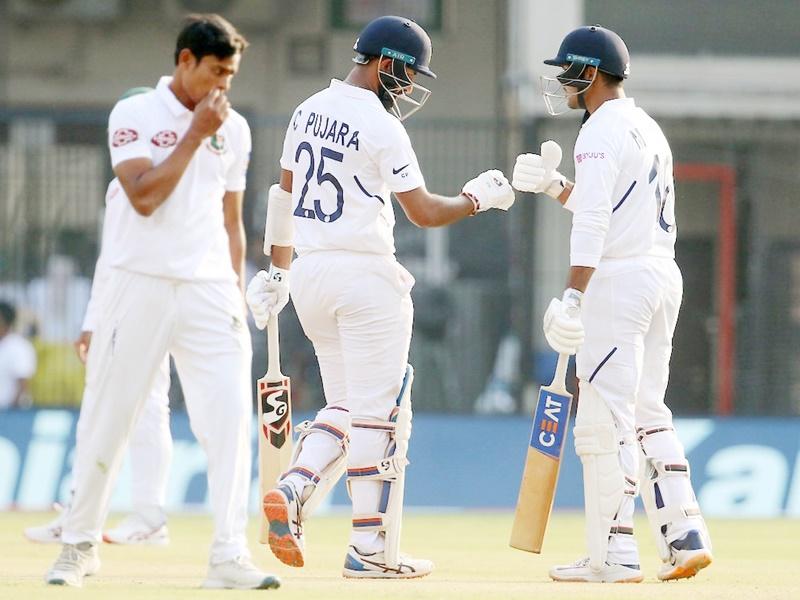 India vs Bangladesh 1st Test: भारत पहले दिन मजबूत स्थिति में