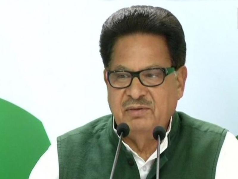 Chhattisgarh : प्रदेश कांग्रेस प्रभारी पुनिया नाराज, जल्द विवादित पदाधिकारियों की होगी छुट्टी