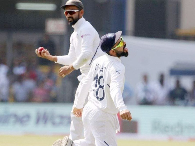 India vs Bangladesh 1st Test Match: भारत की खराब फील्डिंग, कप्तान-उपकप्तान ने ही छोड़े कैच