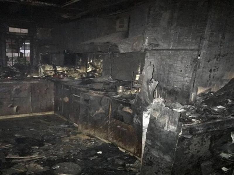 Shalimar Bagh Fire: दिल्ली की एक बहुमंजिला इमारत में आग, 3 की मौत, 4 घायल