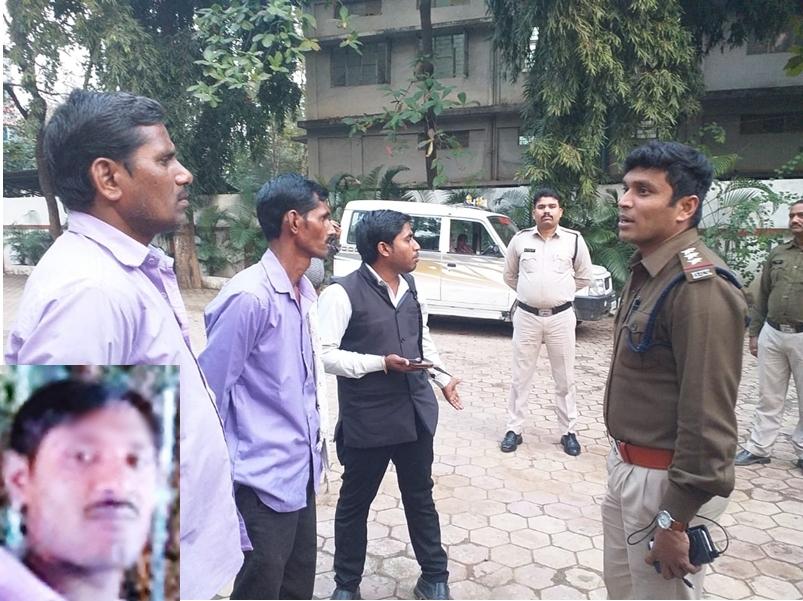 Chhattisgarh News : पूर्व सीएम अजीत जोगी के बंगले में फंदे पर लटकती मिली कर्मचारी की लाश