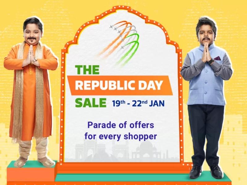 Flipkart Republic Day Sale 2020: स्मार्टफोन, लैपटॉप के अलावा इन पर मिलेगा भारी डिस्काउंट