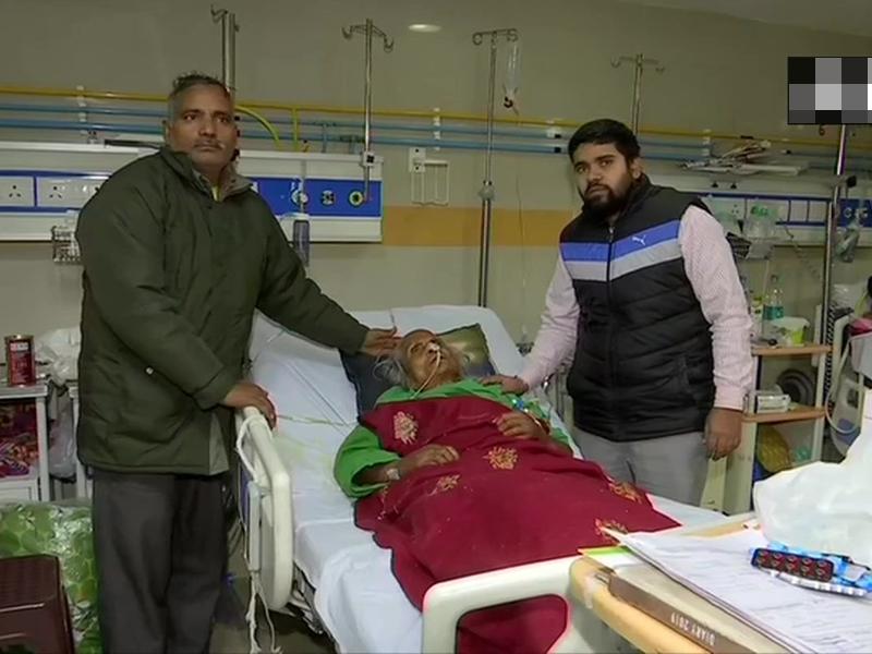 Chandigarh: 110 साल की बुजुर्ग महिला की सफल हिप रिप्लेसमेंट सर्जरी