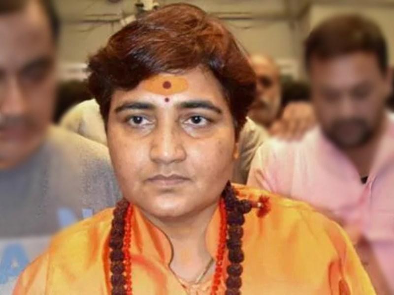 Pragya Singh Thakur : साध्वी प्रज्ञा सिंह ठाकुर को मिले पत्र में पुलवामा और मुंबई जैसे हमले करने की धमकी