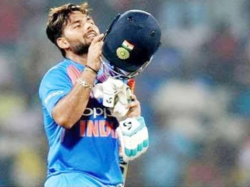 Rishabh Pant दूसरे वनडे में नहीं खेलेंगे, चोट की वजह से बाहर