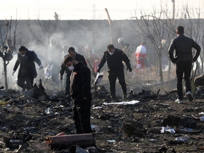 यूक्रेनी विमान पर मिसाइल हमले का वीडियो पोस्ट करने वाले को रेवोल्यूशनरी गार्ड्स ने किया गिरफ्तार
