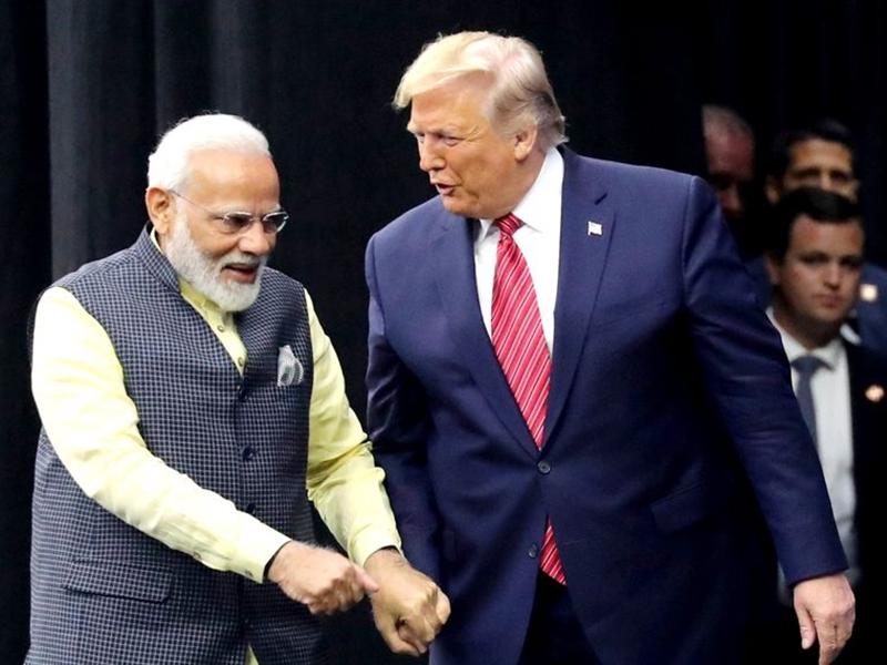 Donald Trump फिर कर गए गलती, बोले- मैं दुनिया में नंबर वन, PM Modi नंबर टू