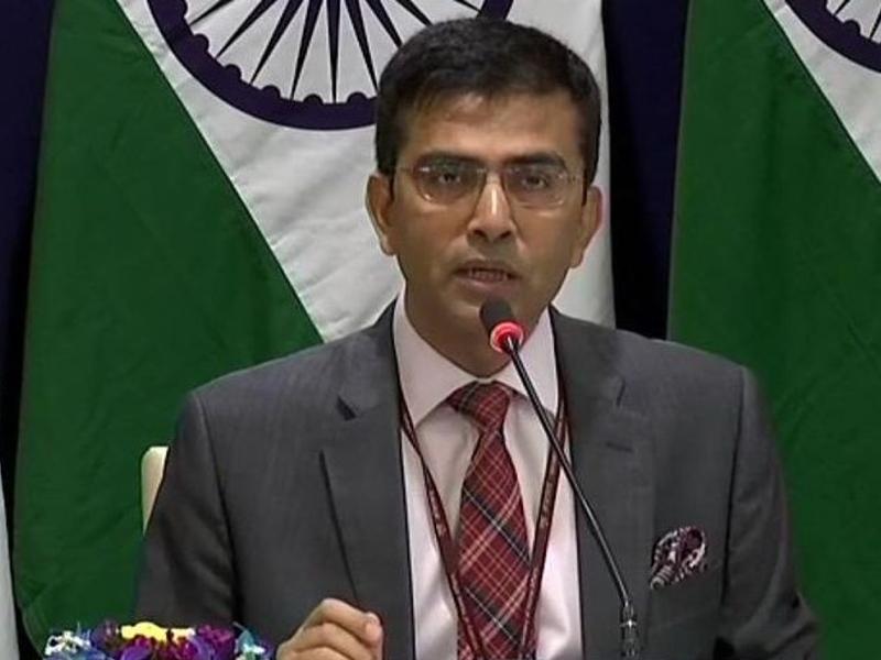 Kashmir पर तुर्की और पाक के बयान को MEA ने किया खारिज, कहा- यह भारत का अभिन्न अंग