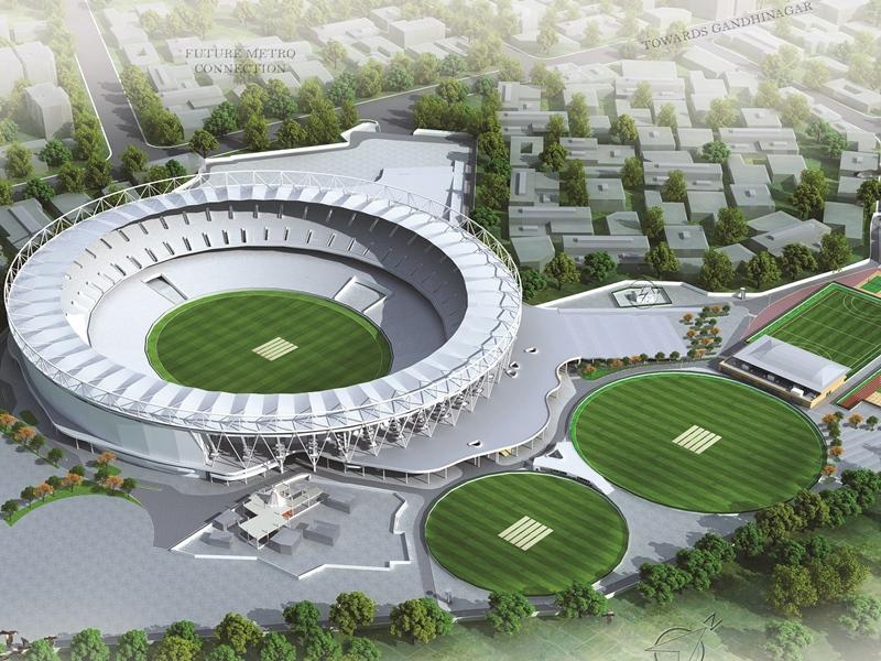 Motera Stadium: तब चंद मिनटों में हुआ था दुनिया के सबसे बड़े स्टेडियम पर फैसला, मोदी बोले थे-करना है तो बड़ा करो