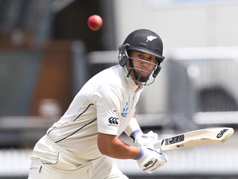 भारत के खिलाफ वेलिंगटन टेस्ट में अनोखा वर्ल्ड रिकॉर्ड बनाएंगे Ross Taylor
