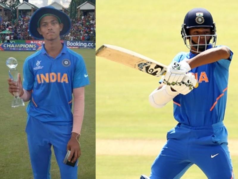 Yashasvi Jaiswal ने खोला U19 World Cup में अपनी सफलता का राज