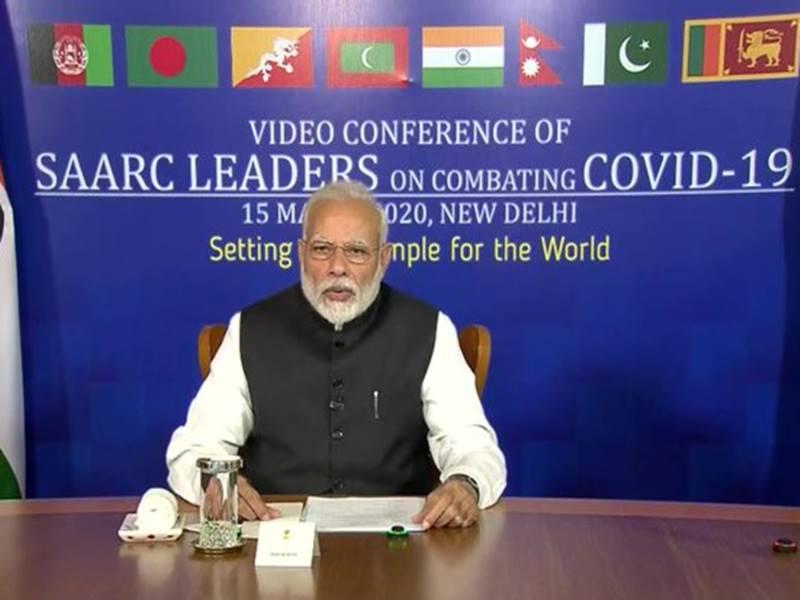 SAARC Video Conferencing:  पीएम मोदी ने कहा, ' कोरोना विकासशील देशों के लिए चुनौती ज्यादा है'