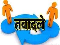 Transfer in Madhya Pradesh : राज्य प्रशासनिक सेवा के अधिकारियों के तबादले