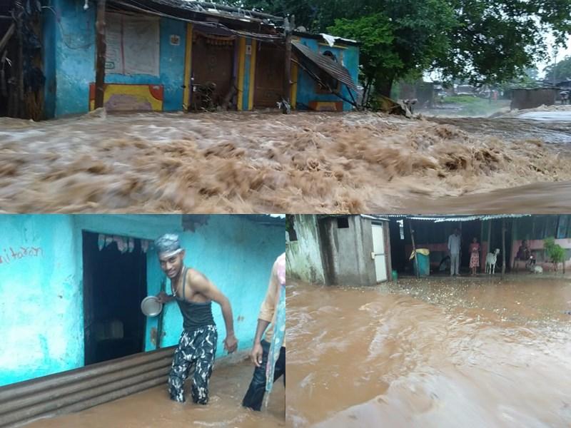 MP Weather Update : बुरहानपुर, खंडवा और खरगोन सहित आस-पास के इलाकों में तेज बारिश, देखें VIDEO