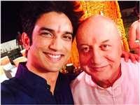 Anupam Kher समेत इन सितारों ने भी उठाई आवाज, सुशांत की मौत की सीबीआई जांच हो