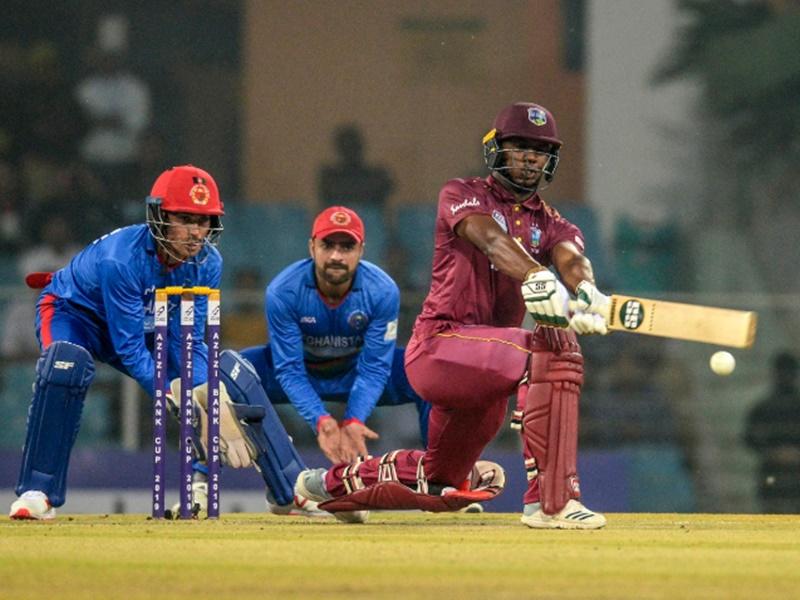 Afghanistan vs West Indies: लुईस और पोलार्ड ने वेस्टइंडीज को टी20 सीरीज में दिलाई बढ़त