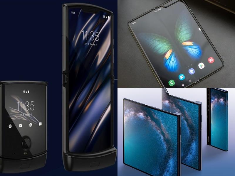 Moto Razr 2019 vs Samsung Galaxy Fold vs Huawei Mate X: जानिए कौन है बेहतर फोल्डेबल फोन