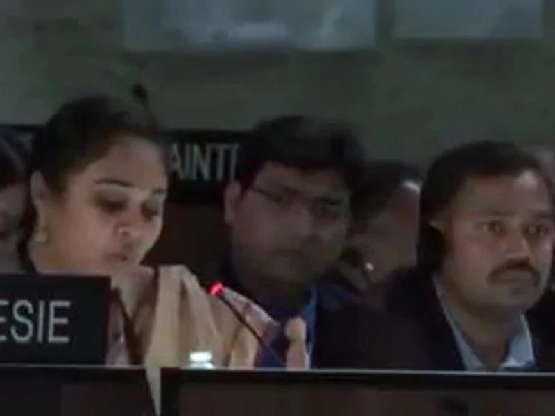 UNESCO में कश्मीर मुद्दे पर भारत ने दिया जवाब, पाकिस्तान के DNA में है आतंकवाद