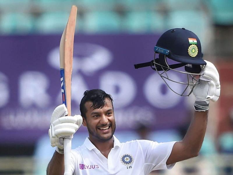 India vs Bangladesh 1st Test: मयंक के दोहरे शतक से भारत विशाल स्कोर की ओर