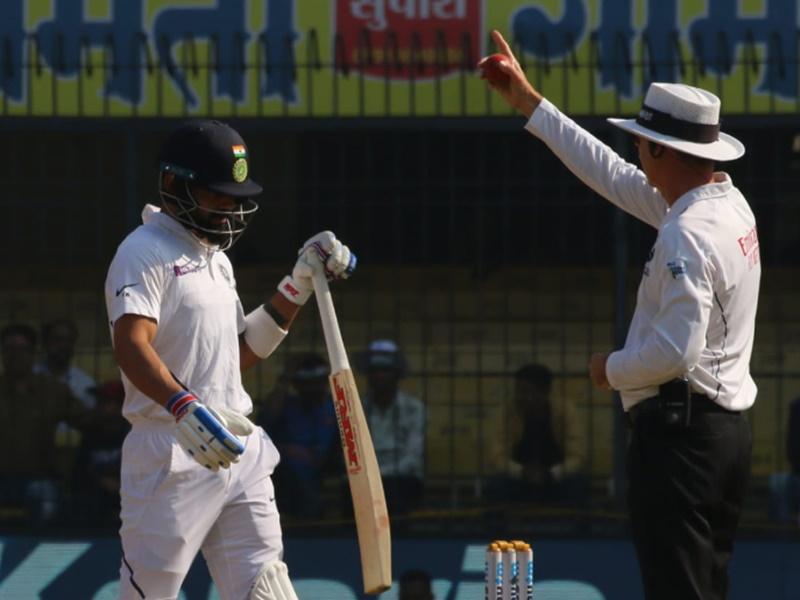 Ind vs Ban 1st Test: '0' पर आउट हुए विराट, घरेलू टेस्ट मैचों में इतनी बार हो चुका है ऐसा