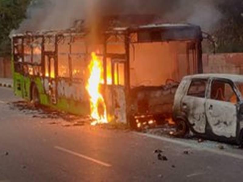 Citizenship Law Delhi Violence : दिल्ली पुलिस ने कहा, असामाजिक तत्वों के खिलाफ सख्त एक्शन लेंगे