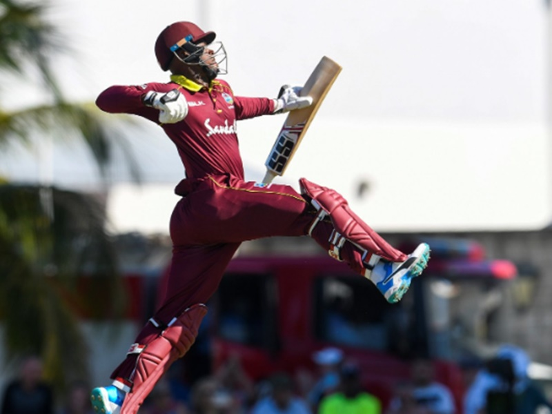 India vs West Indies 1st ODI: Shimron Hetmyer का रिकॉर्ड, रिचर्ड्स व गेल को पीछे छोड़ा