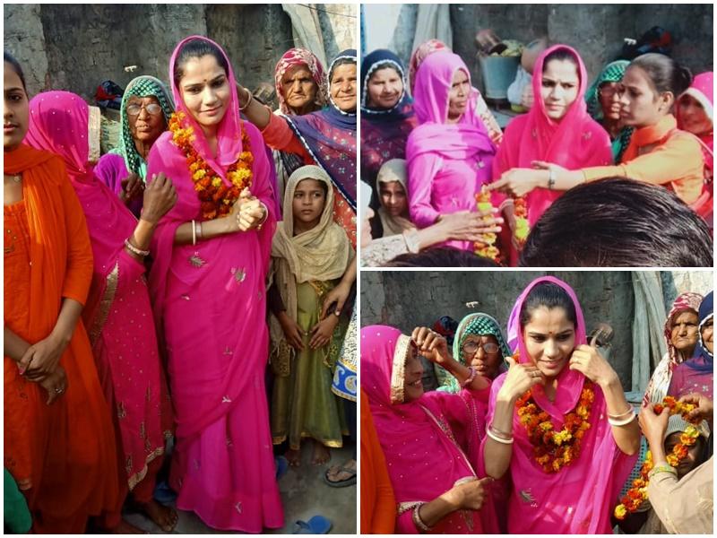 Rajasthan Panchayat Election 2020 : सरंपच का चुनाव लड़ रही पाकिस्तान मूल की नीता कंवर, 5 माह पहले मिली है नागरिकता